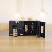 igo w - Most Popular Igo W6 Atomizer DIY Rebuildable Brass Dripping Vaporizer Igo W clearomizer UD IGO W6 clone atomizer with airflow control