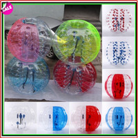 Cheap 1.5m*0.8mm E1 inflatable human hamster ball,inflatable bumper ball,bubble football,bubble soccer with different colours