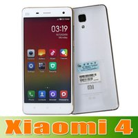 Wholesale Hot Sale Original Xiaomi Mi4 Mi Mobile Phone quot Qualcomm Snapdragon Quad Core X1080P GB MP waitingyou