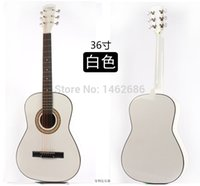 Wholesale 36 inch fillet orthodox guitar teenager folk guitar for children
