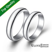Wholesale 925 Silver Ring Men Jewelry Wedding Rings For Men and Women Fashion Anillos Engagement J017