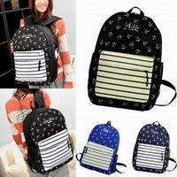 Wholesale Fashion Students Backpack Stylish Men Women Cycling Shoulder School Bags Colors Choose GPH