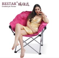 Wholesale More creative lazy sofa single small moon chair sofa chair lazy chair