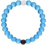 Wholesale Hot New Arrival Blue Silicone bands Rubber Bracelets white bule silicone bracelets in stock