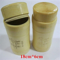 Wholesale 2015 Natrual Bamboo Cup Large Drinking Tea Cup Wine Bowl Beer drink cup Craftwork made by Bamboo cm cm
