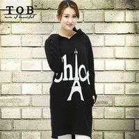 Casual Big Size Dress Women Dot Print Thick Autumn Winter Dress