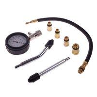 Wholesale New Portable Cylinder Compression Tester Test Kit Professional Mechanics Gas Engine