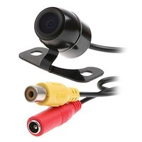Wholesale DearRoad V Mini Color CMOS Reverse Backup Waterproof Car Rear Front View Security Camera HD lines