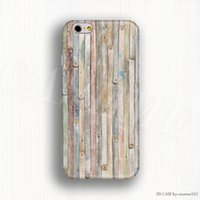 wood planks - Cell phone case Vinage plank case Retro wood case for iPhone plus Matte or Glossy