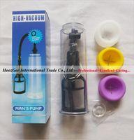Wholesale Sample Order High Vacuum Man s Pump Penis Pump Penis Enlargement Penis Extension Sex Toys Adult Product