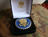 big lighting services - The president of the United States service identification badge badge big chapter packaging boxes