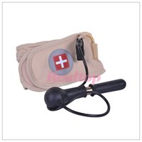 Wholesale Waist Care Spinal Air Traction wraist Belt Physio Decompression Back Belt Back Brace Back Pain Lower Lumbar DHL Shipping