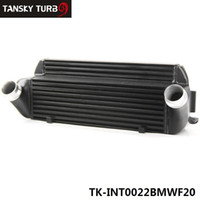 Wholesale TANSKY Front Turbo MOUNT INTERCOOLER KIT For BMW SERIES F20 F22 F32 BOLT ON TK INT0022BMWF20