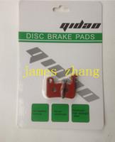 Wholesale Qidao Semi metallic disc brake pads