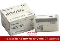 Wholesale Hot sale High Quality Pana AY DVM63MQ MiniDV Cassettes Digital Video Cassette Mini DV Tape SP MIN LP MIN for HDV DV