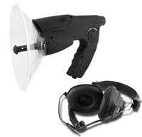 nueva llega Bionic Ear espía del vigilante de pájaro 100 metros de distancia de sonido con auriculares calidad mini Bird Watchers envío libre
