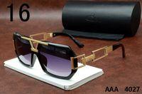 hard case sunglasses - Cazal Frames Original Women Men Vintage Cazal Sunglasses Brand New Designer Large Frames Eyewear With Hard Case Lunette De Soleil Homme