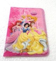 Wholesale Hit Snow White Super of cartoon documents set of waterproof passport sleeve wow Iraq
