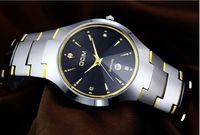 automatic marketing - DOM watches tungsten steel watch sapphire mirror anti wear leisure men watch brand marketing