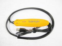 Wholesale Hot Supereyes N013J mm Lens Waterproof X USB Borescope Endoscope Tube Snake Inspection Camera with LED