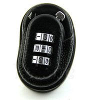 Mode Hot 3-Dial Trigger Gun Password Lock Key Pour Rifle Pistol armes à feu