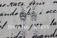 antique victorian chandelier - christmas gift fashion jewelry Key earring Clearance Sale Victorian Key Pendant Antique Inspired
