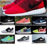 Wholesale 2015 Summer New Roche run Hyperfuse Men Women running shoes fashion Rosherun sports athletic walking shoe