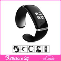 Wholesale L12 Smart Design OLED Bluetooth Armband Uhr mit Call ID Anzeige L12 Smart Watch