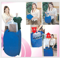 baking baby food - dhl FREE new home use clothes shoes dryer portable air o dry mini electronic clothes dryer for baby