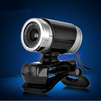 Wholesale USB MP HD Webcam Web Cam Camera with MIC for Computer PC Laptop Desktop Feitong