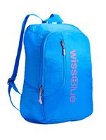 Wholesale WissBlue Ultralight Folding dual use backpack satchel Duffel Bags Stuff Sacks High capacity