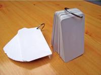 Wholesale 500pcs mm Book Hoop Binding Rings Binder Hoops Loose Leaf Ring Scrapbook Album DIY keyring