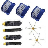 aero vac - Aero Vac Filter Side Brush armed kit for iRobot Roomba Series Vacuum Cleaner Parts