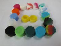 Wholesale 2014 Promotion small cylinder silicone container for wax