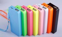 Power Bank for all cell phones For EU Ultra Thin Power Bank 5600mAh Polymer Perfume Mobile USB External Portable Backup Battery Charger Power Banks 5600 mah for Samsung S6 iPhone