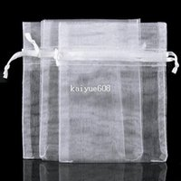 Wholesale New Pack Organza Jewelry Wedding Gift Bags Favor Pouches X cm Decor