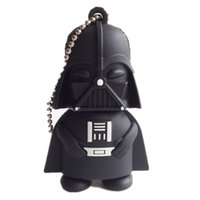 Wholesale usb flash drive gifts star wars pen drive gb gb gb gb Star War Dark Darth Vader drive flash usb pendrive memory stick
