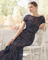 aire classic - Dark Purple Evening Dresses Sheer Scoop Lace Special Dress Beaded Sheath Formal Crystal Sash Prom Gown Floor Length Aire U239