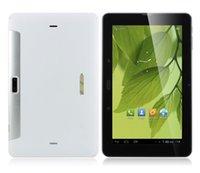 Gros-WCDMA 3G Phone Call Tablet PC 9 pouces MTK6572 Dual Core 1.2Ghz android 4.2 FM bluetooth Wifi double caméra avec deux Emplacement pour carte SIM