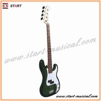 Wholesale New Product Professional Customized High Technology Cheap Electric Bass Guitar