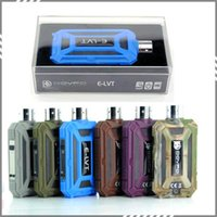 box and - Original Dovpo E LVT W Variable Voltage and Wattage Mod Dovpo Elvt2 E LVT II Mod W Box Mod Electronic Cigarette