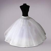 Wholesale Organza Ball Gown Tier Floor length Slip Petticoat