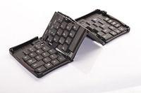 Wholesale Smartphone Tablet Bluetooth Folding Keyboard Wireless Portable Keyboard New