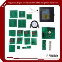additions programmers - New Metal Model XPROG M Programmer V5 fully upward compatible hardware with XProg M programmer and have many addition