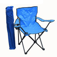 camping chairs - Bearing KG Portable Camping Fishing Foldable Chair Oxford Cloth Aluminum Hiking Picnic Outdoor Single Chair Fashion Camp Furniture SK346