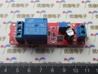 accessory delay relay - 12V relay module delay switch off delay robotic smart car accessories DIY essential