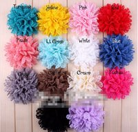 ballerina for sale - 15 off quot Colors Hot Sale Solid Ballerina Lace Flower For Girl Hair Accessories Artificial Fabric Flowers For Headbands