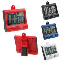 alarm clock beep - Magnet Digital Kitchen Count Down Counter Timer Beeping Alarm Clock