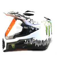 Wholesale The newest design full face moto helmet motocross off road helmets Cross country motorcycle helmet