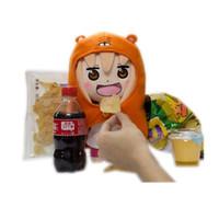 big hamster - Handmade Anime Himouto Umaru chan Umaru Hamster Plush Doll Toy gift Puppet
